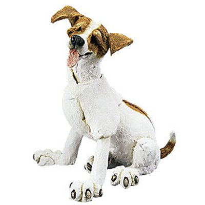 Jack Russell - Figurine - A Breed Apart - Sitting
