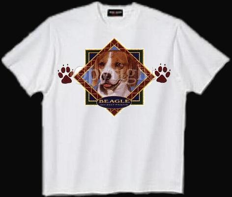 Beagle - T Shirt - Diamond