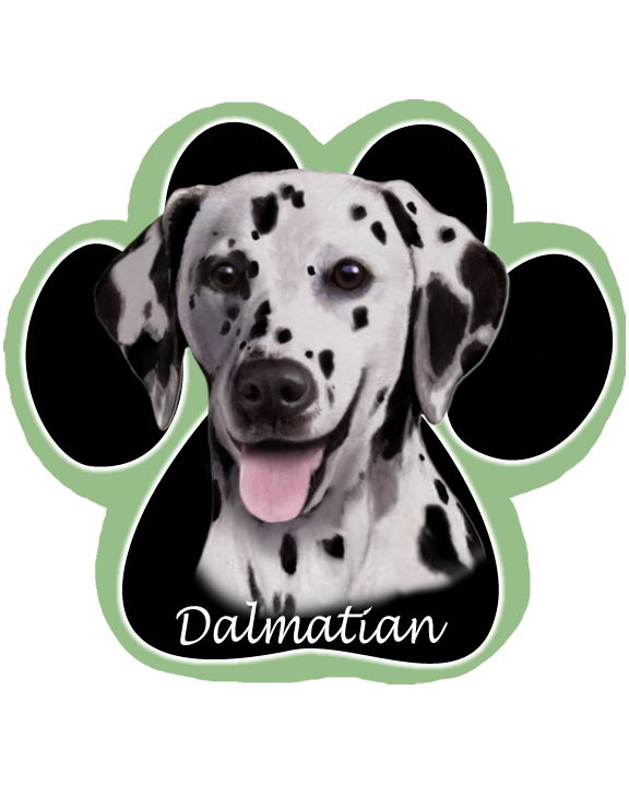 Dalmation - Computer Mousepad